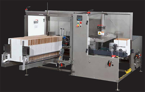 2-EZ HS automatic carton erector