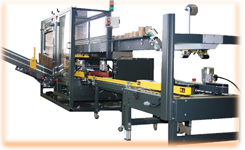 Case Worker product packing machine
